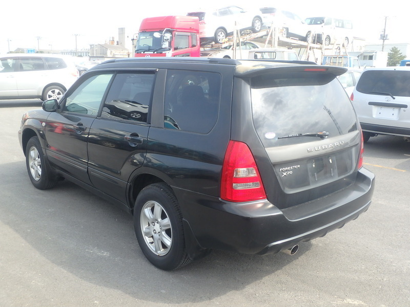 FORESTER-7